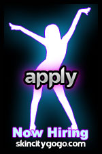 Southern California Female GoGo Dancers Employment