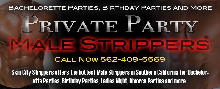 Private Party Male Strippers